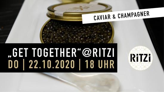 Cavier & Champagner