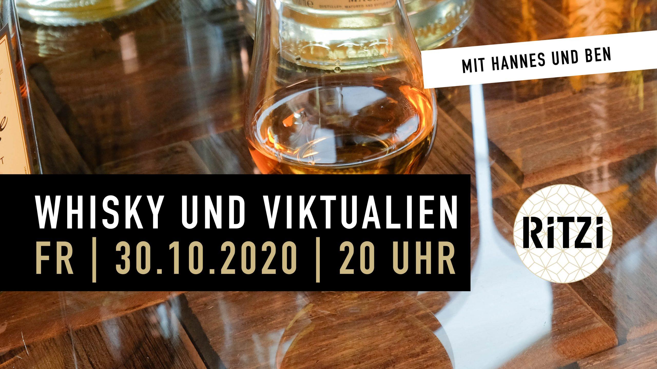 Whisky und Viktualien